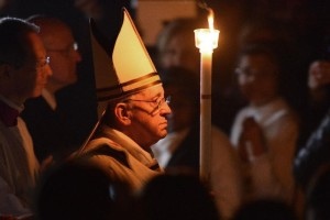 Pope Francis Easter Vigil